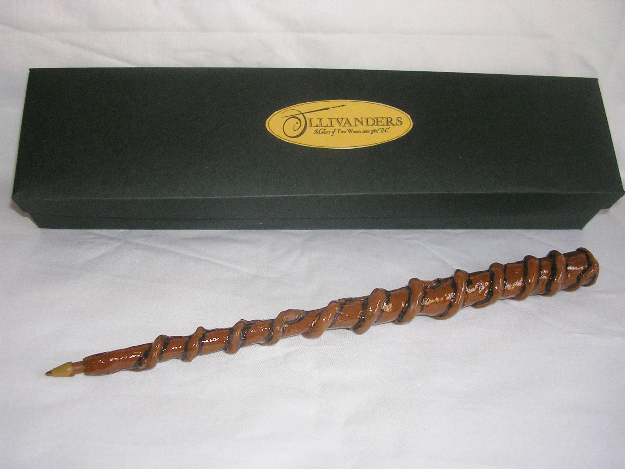 Bolígrafo varita de Hermione – Harry Potter